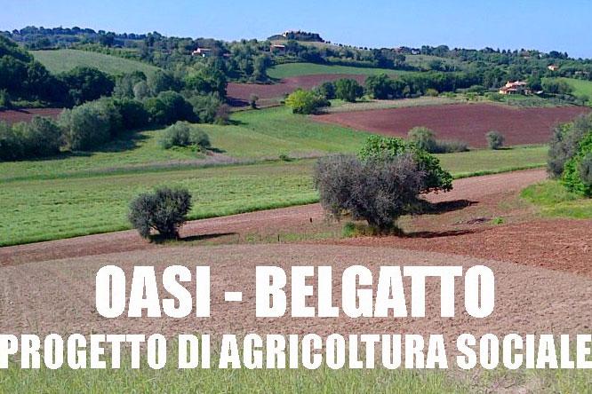 Progetto di Agricoltura Sociale