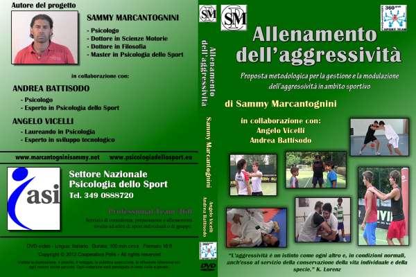 """DVD """"Allenamento dell'Aggressività"""""""